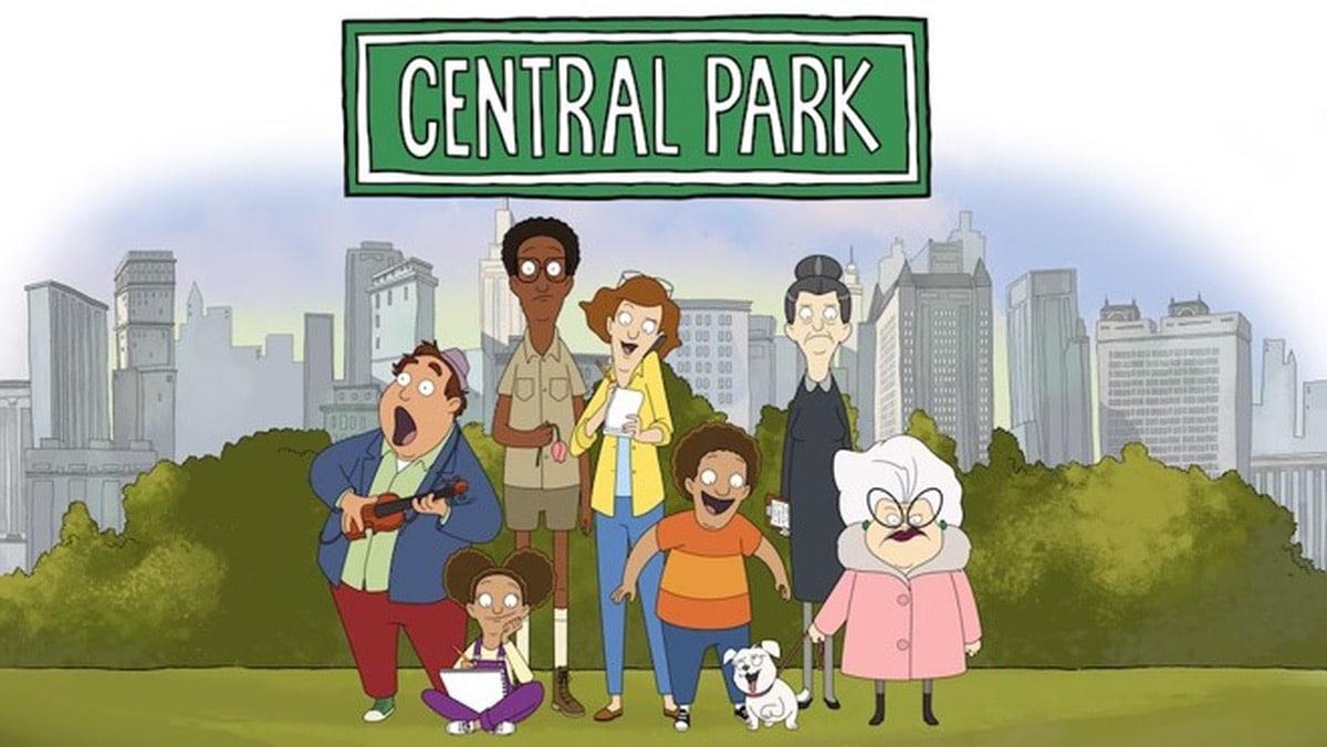 Central Park on Apple TV +