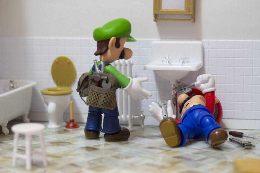 Super Mario Plumber