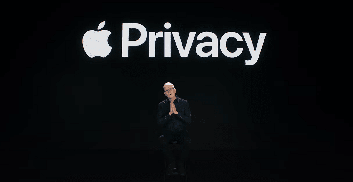 Privacy according to Tim Cook