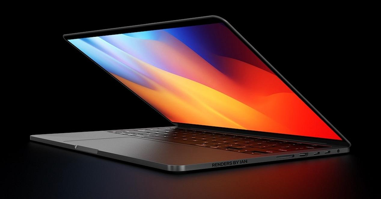 render macbook pro