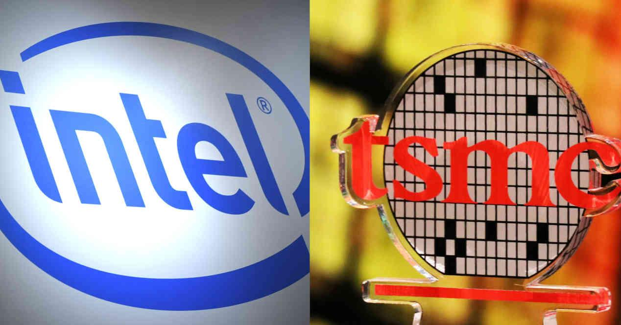 Intel TSMC