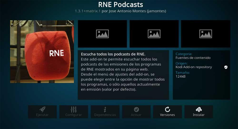 RNE Podcast