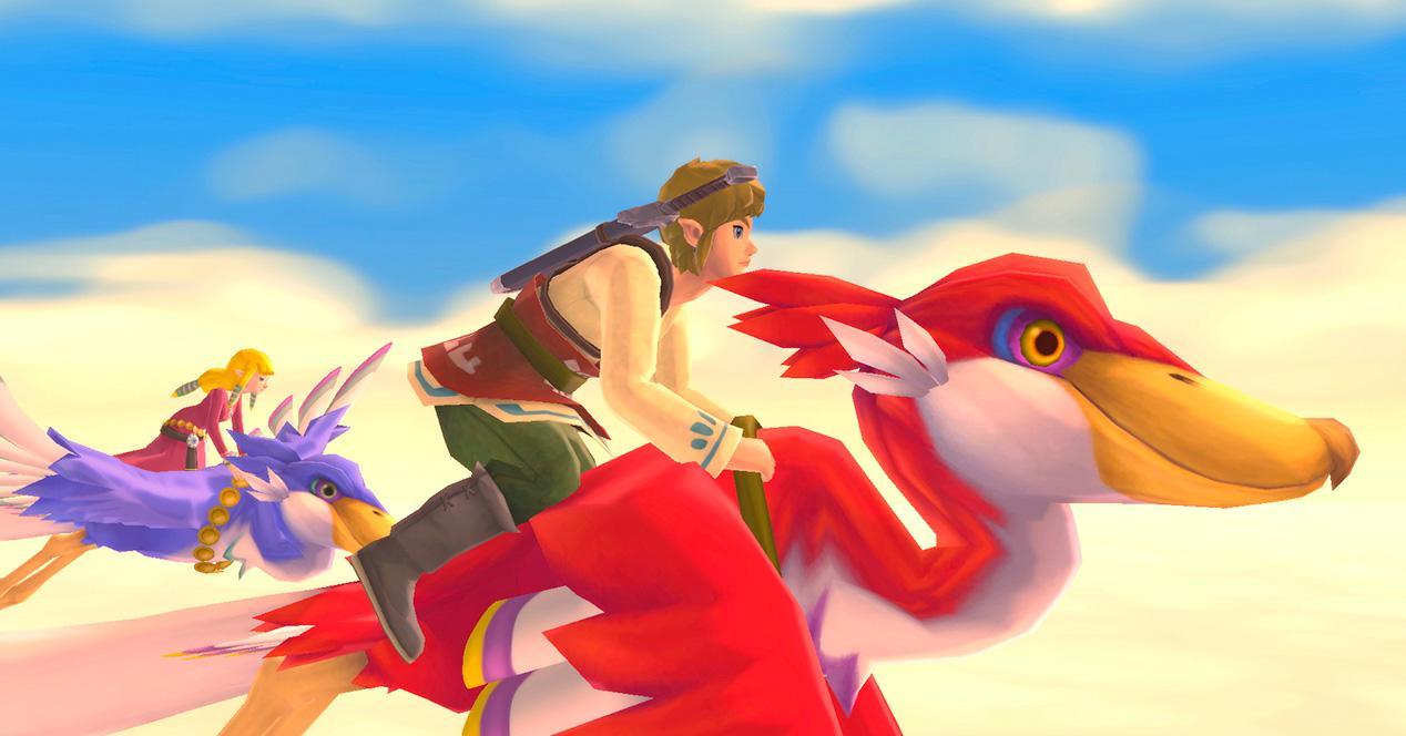 Zelda Skyword HD