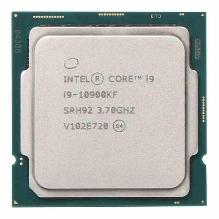 Intel 10900KF CPU