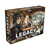 Asmodee - Pandemic Legacy: Season 0, Board Game, Italian Edition, 8397