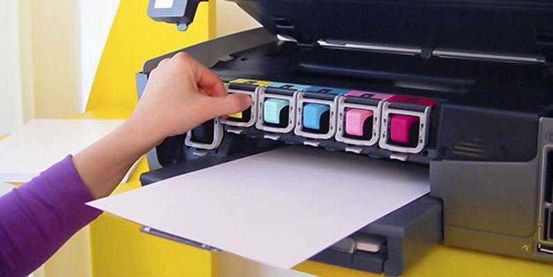 fake printer cartridges