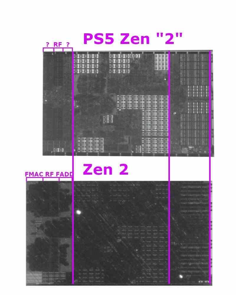 Zen 2 PS5 PC