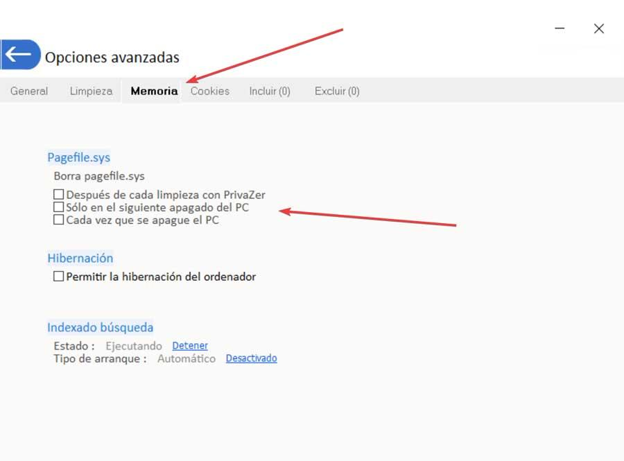 PrivaZer delete pagefile