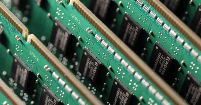 Variable Speed RAM
