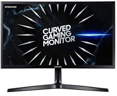 Samsung C24RG52FQR monitor work