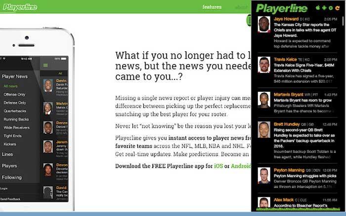 Playerline