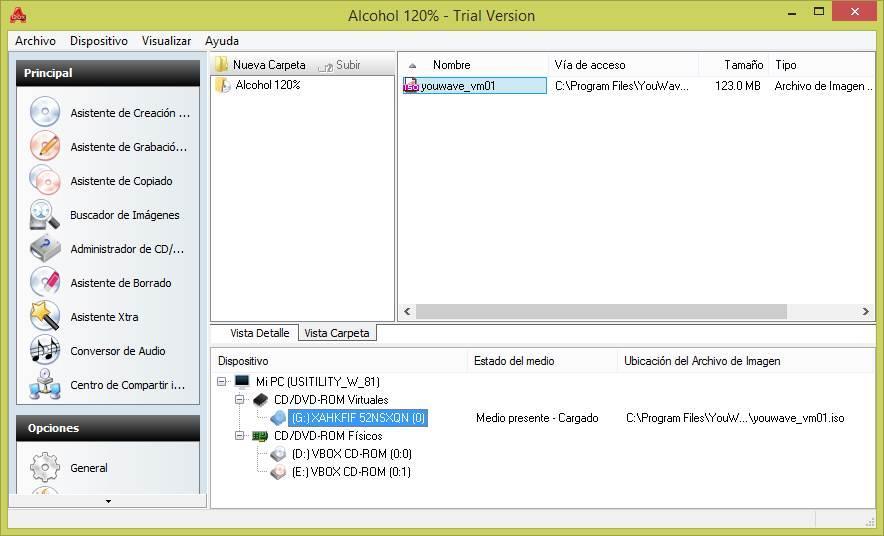 Alcohol 120 Windows 10