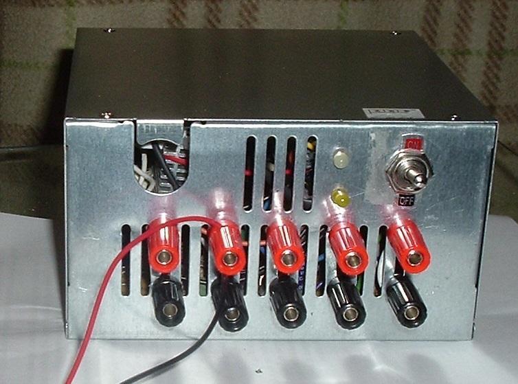 DIY ATX source connectors