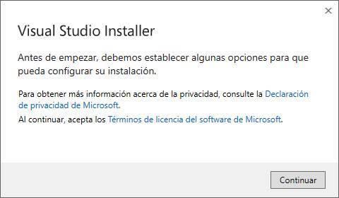 Download install Visual Studio - 2