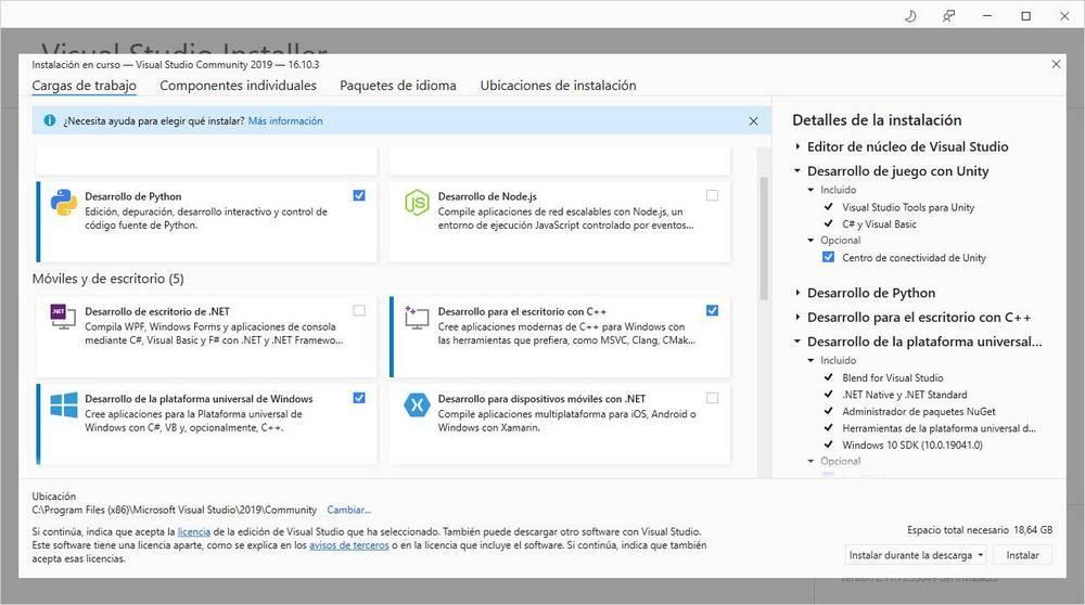 Download install Visual Studio - 8