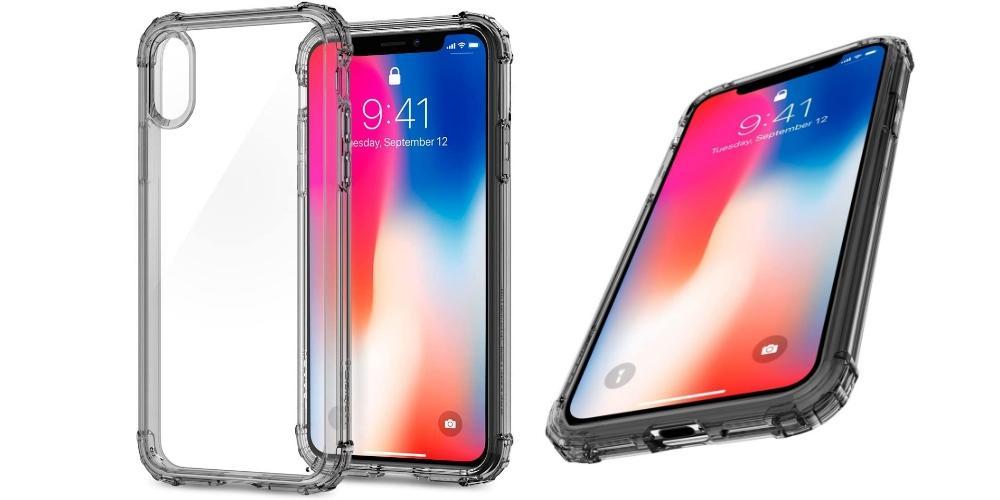Crystal Shell spigen case