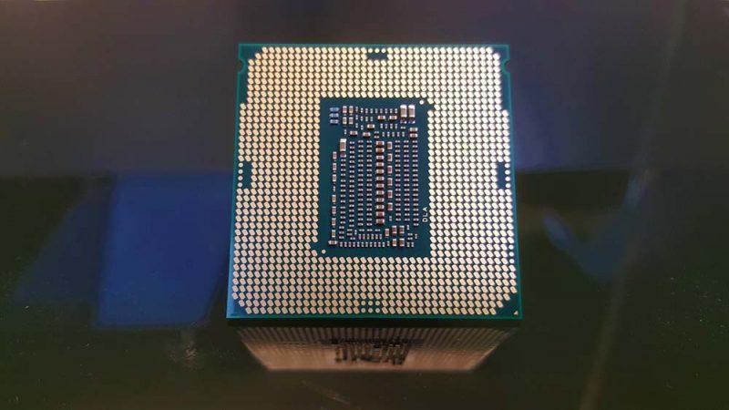 Intel Reverse CPU