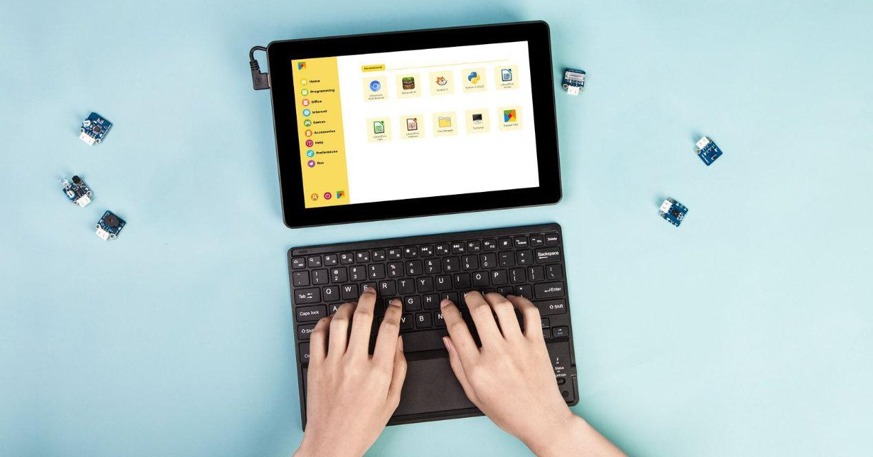 Raspberry Pi RasPad