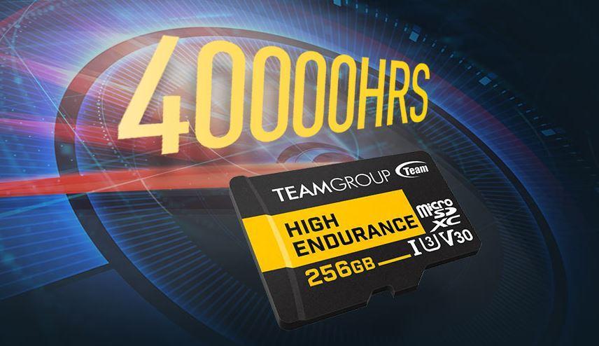 TeamGroup High Endurance SD