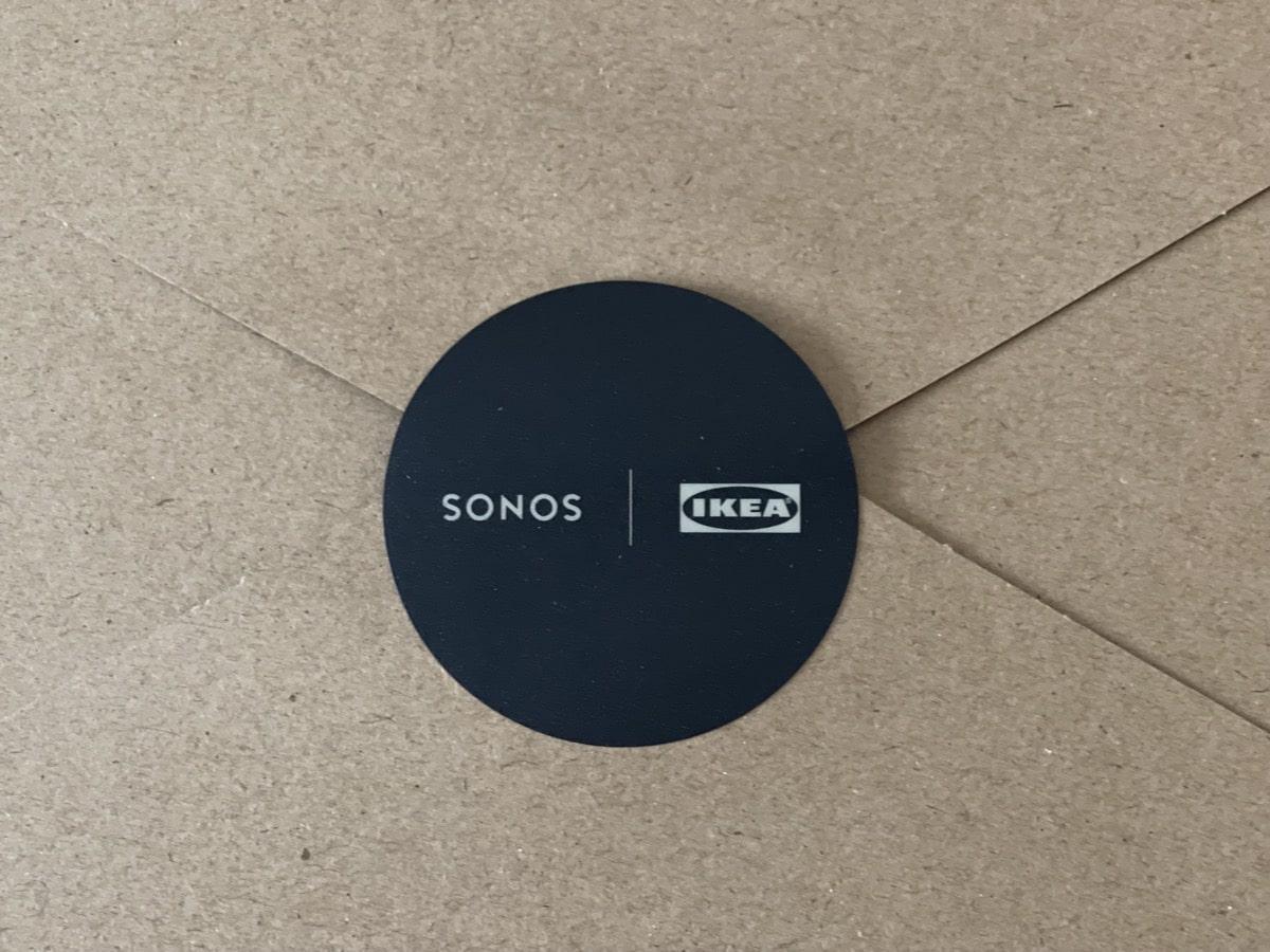 Sonos Symfonisk Ikea box speaker