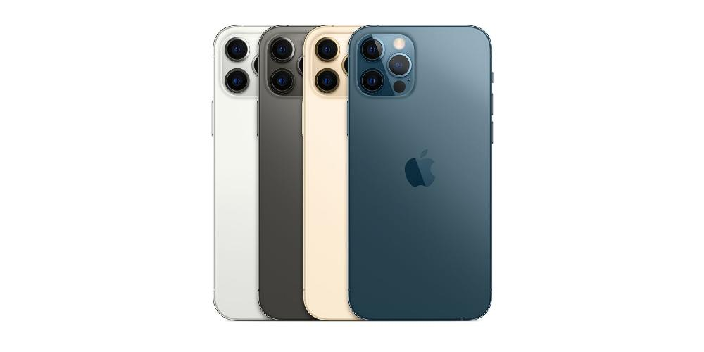 all iphone 12 pro