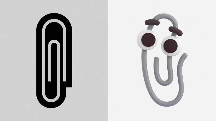 New Clippy emoji