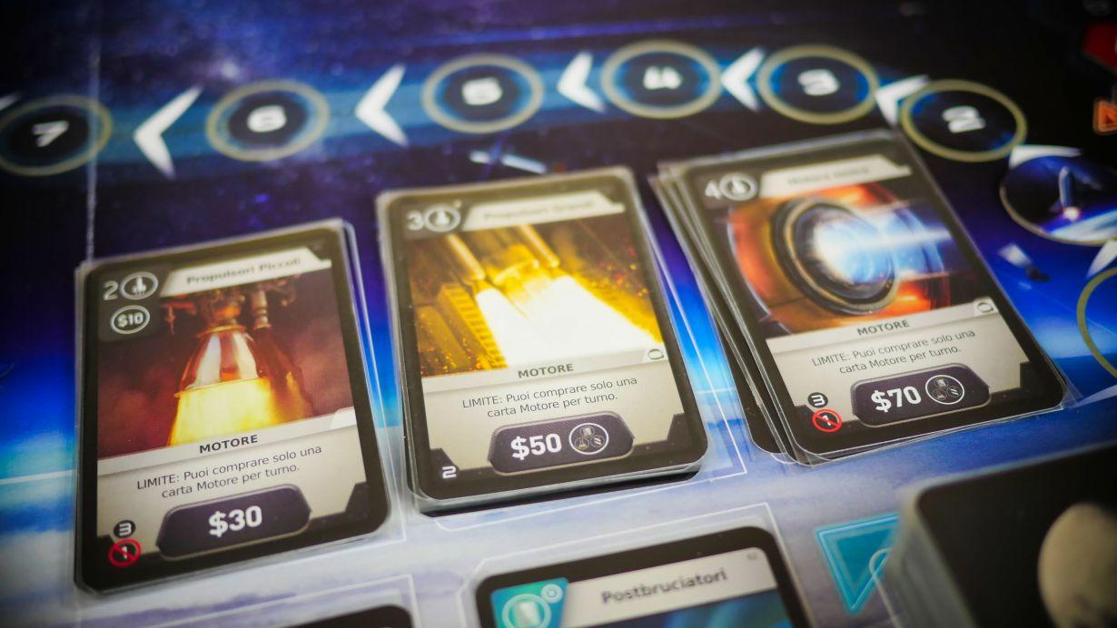 Rocketmen Gioco da Tavolo 5