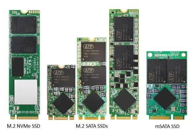 SSD Differences