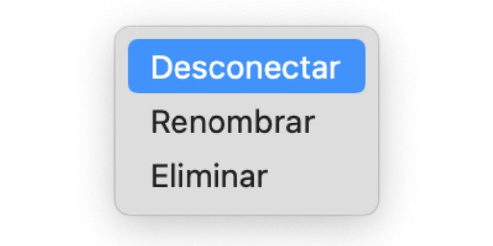 disconnect bluetooth mac