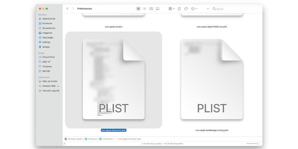 plist files bluetooth mac