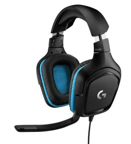 Logitech G432 headphones with mic