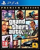 Grand Theft Auto V - Premium Edition - PlayStation 4 [Edizione IT]