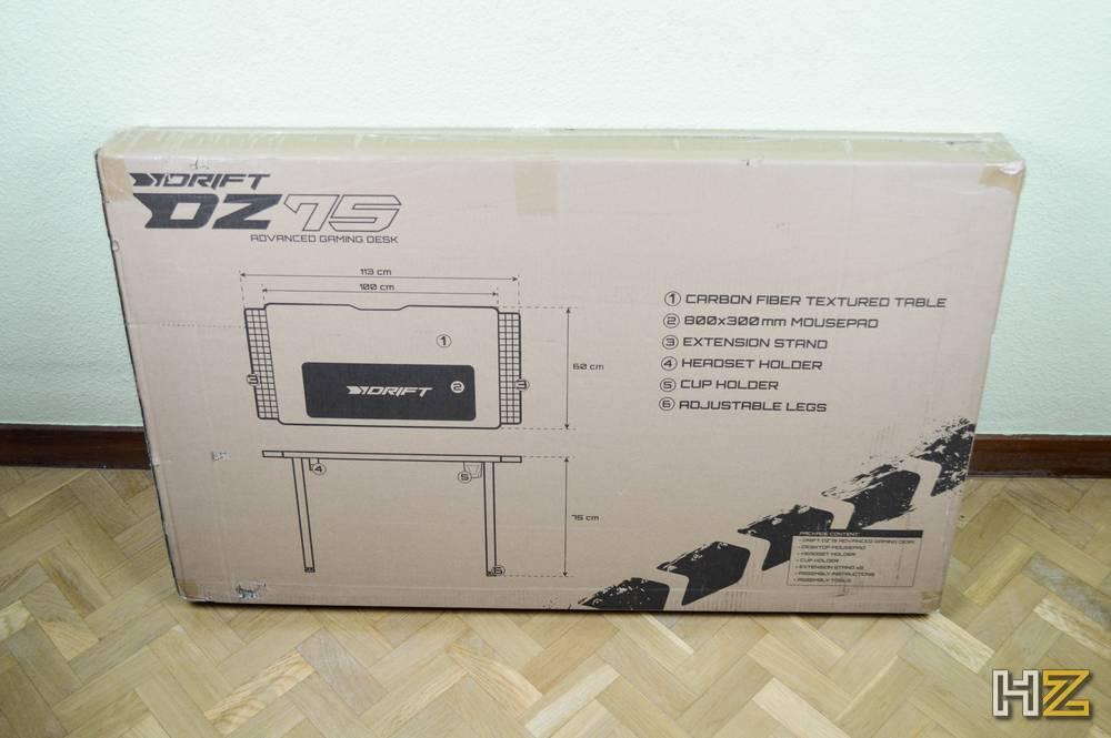 Drift DZ75 - Review 2