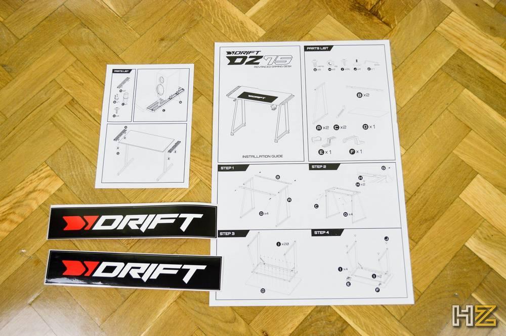 Drift DZ75 - Review 4