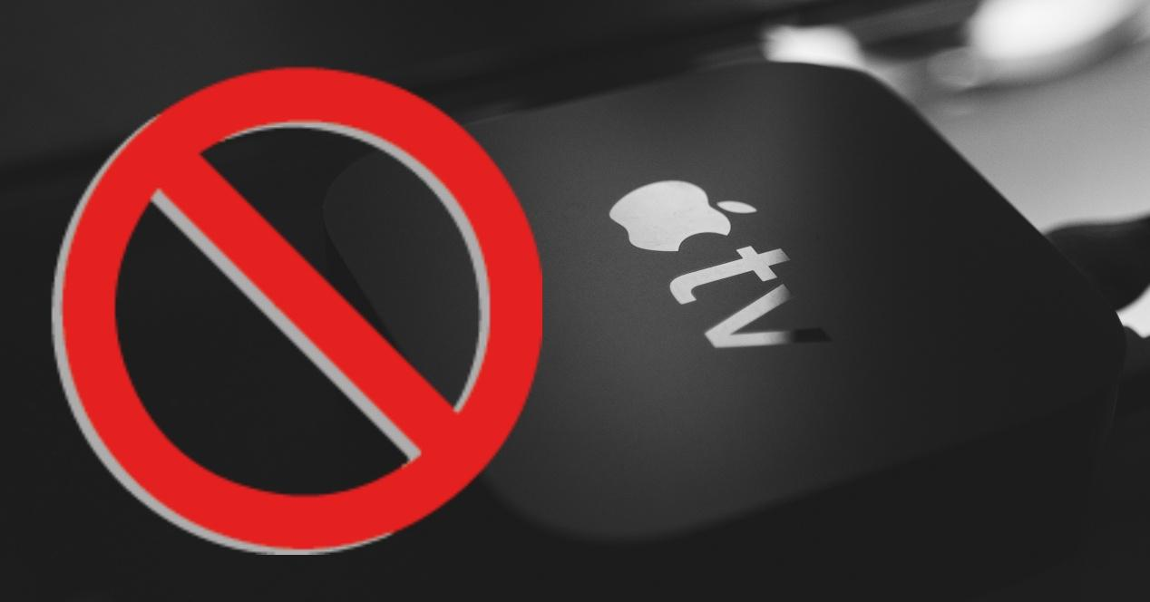 Parental Control on Apple TV