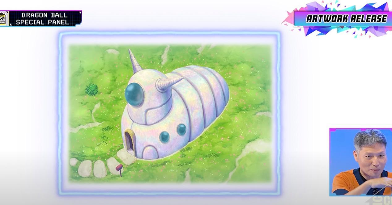 Dragon Ball Super Super house Piccolo