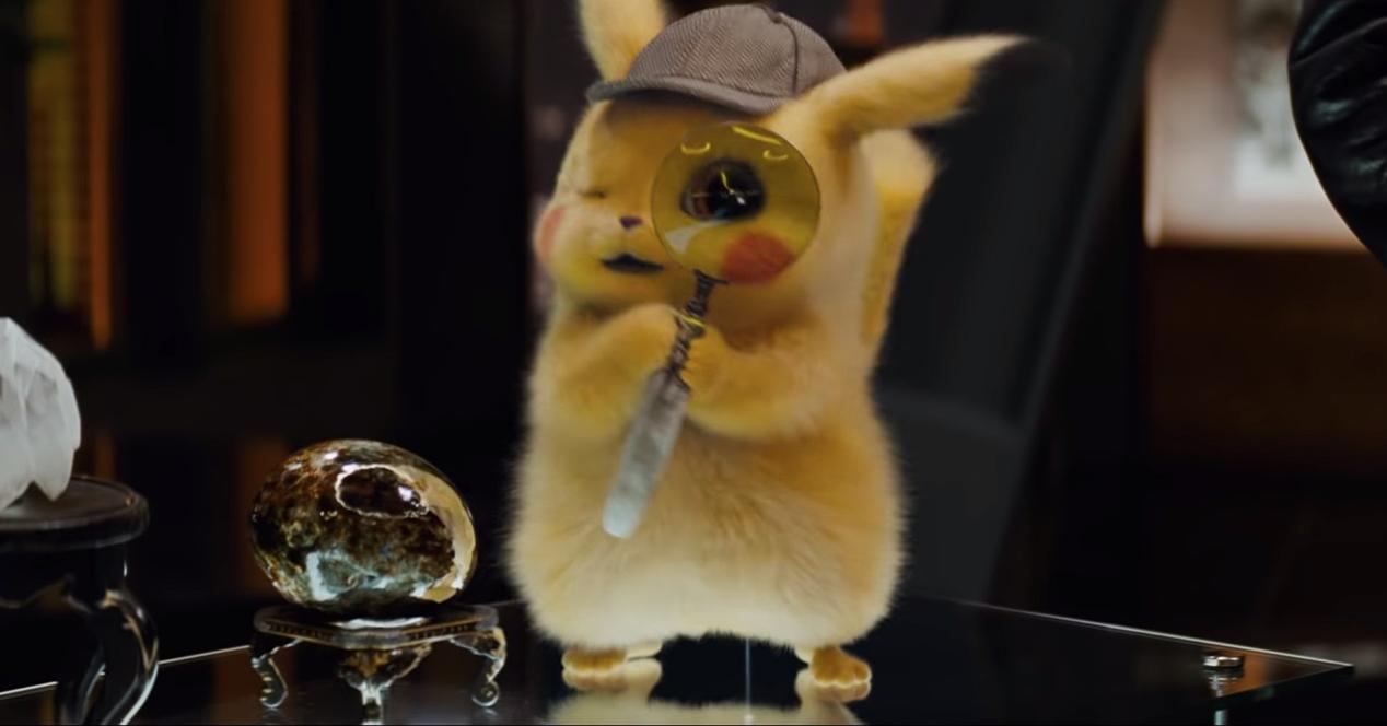 Pokemon Detective Pikachu Trailer 2