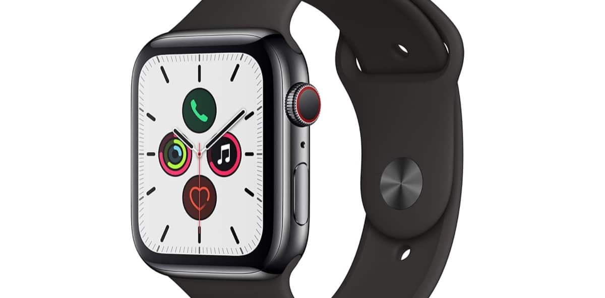 Apple Watch Steel