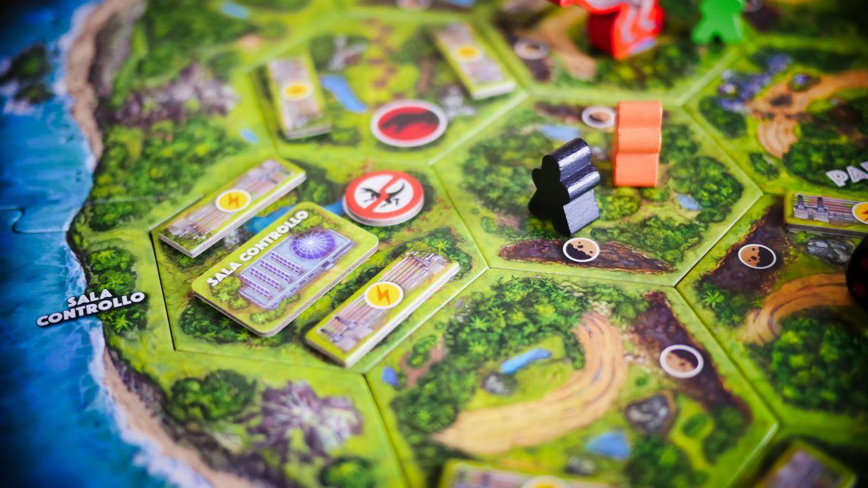 Jurassic Park Danger 6