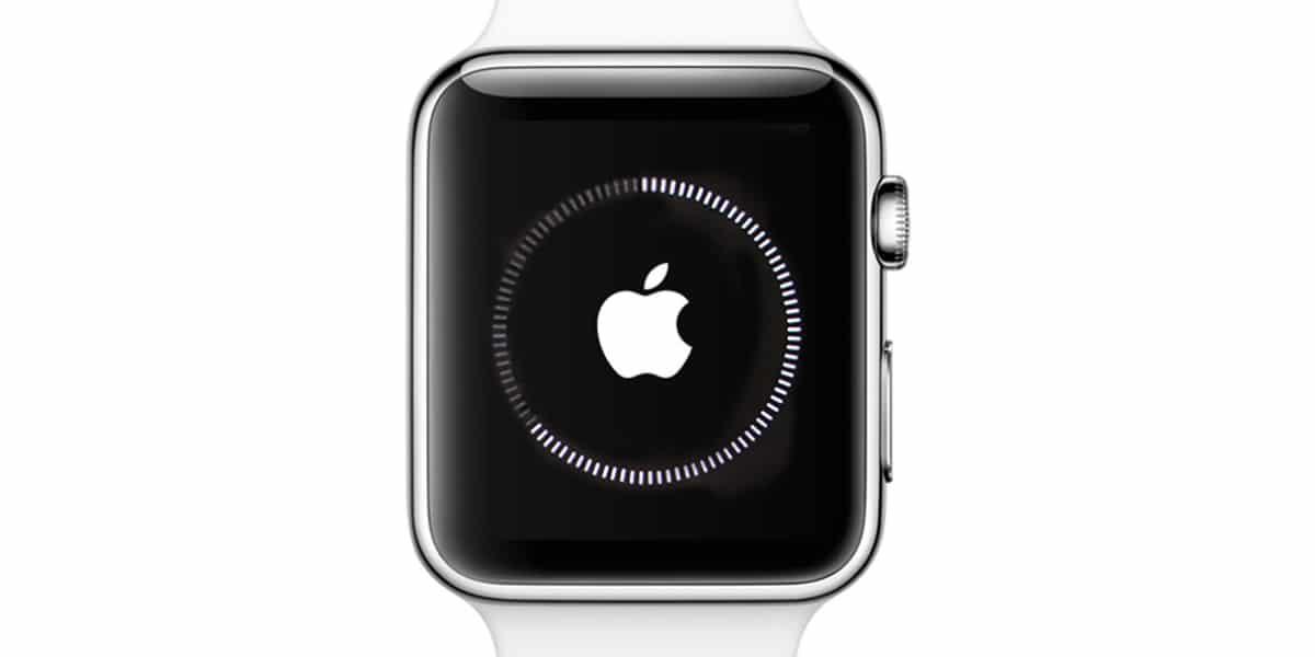 Apple Watch restore