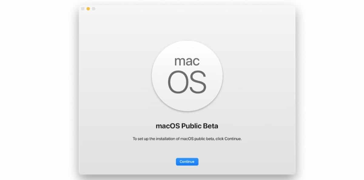 public beta