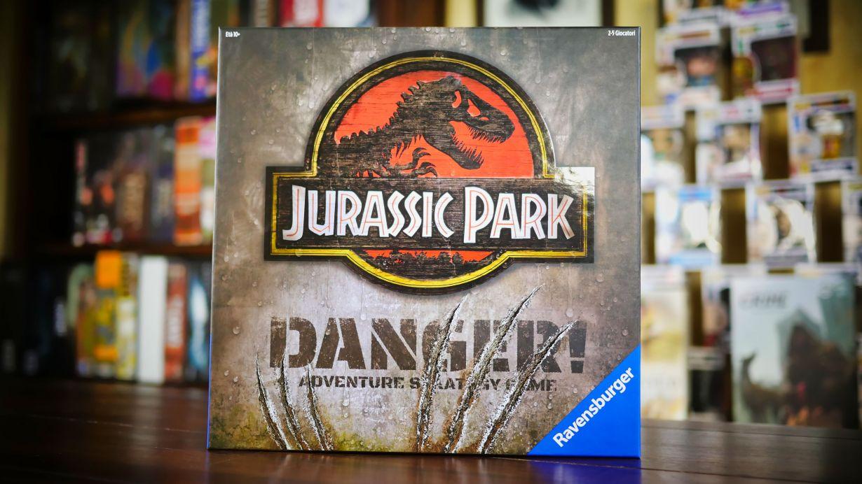 Jurassic Park Danger 1