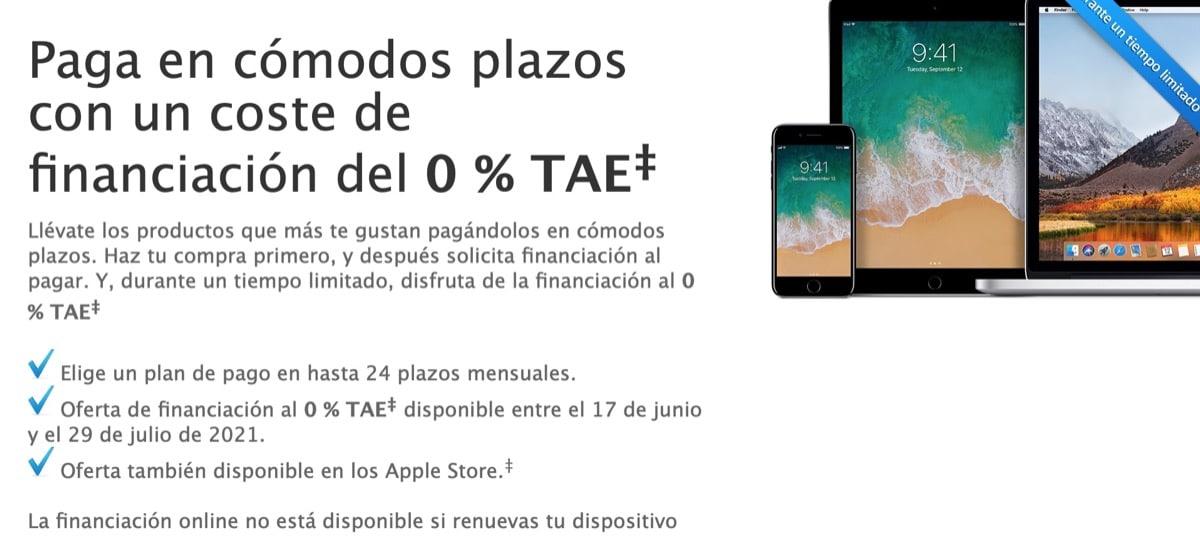 Financing 0%