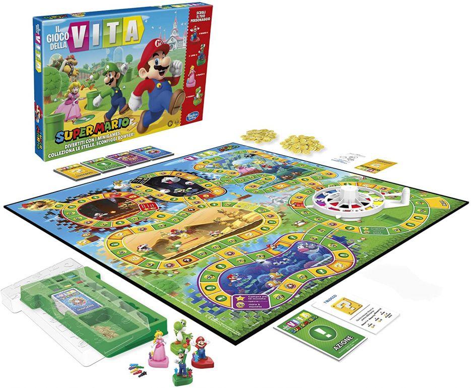 game of life super mario edition
