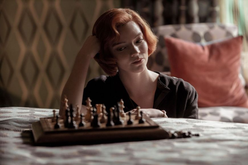 The Queen of Chess