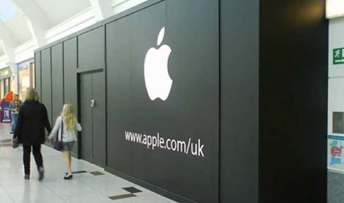 Uk and apple