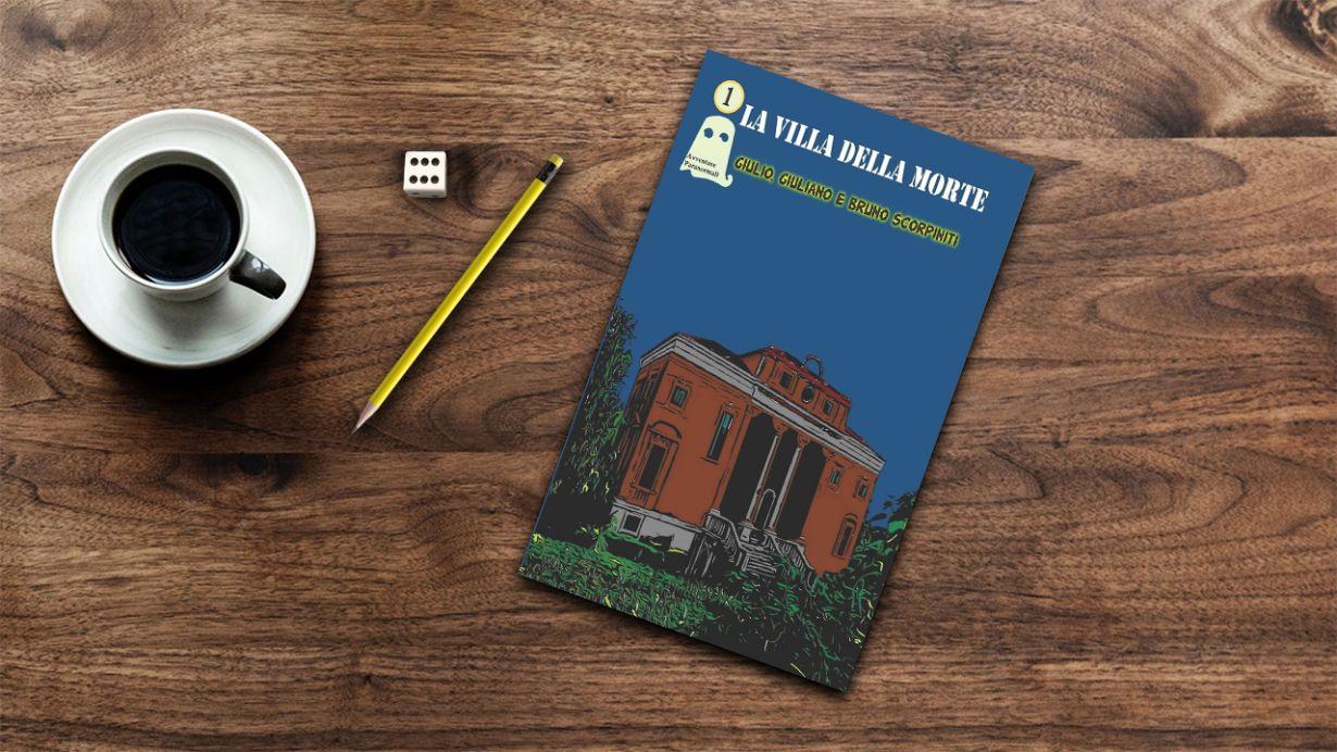 villa of death librogame