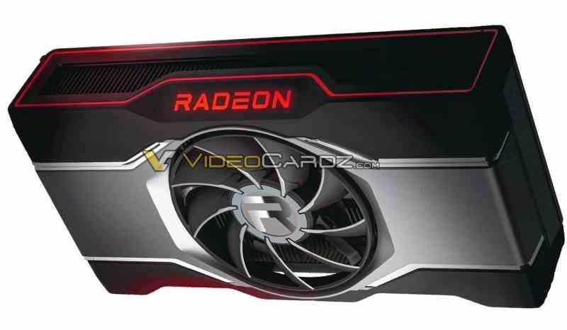 RX 6600 XT Standard Model Launch AMD