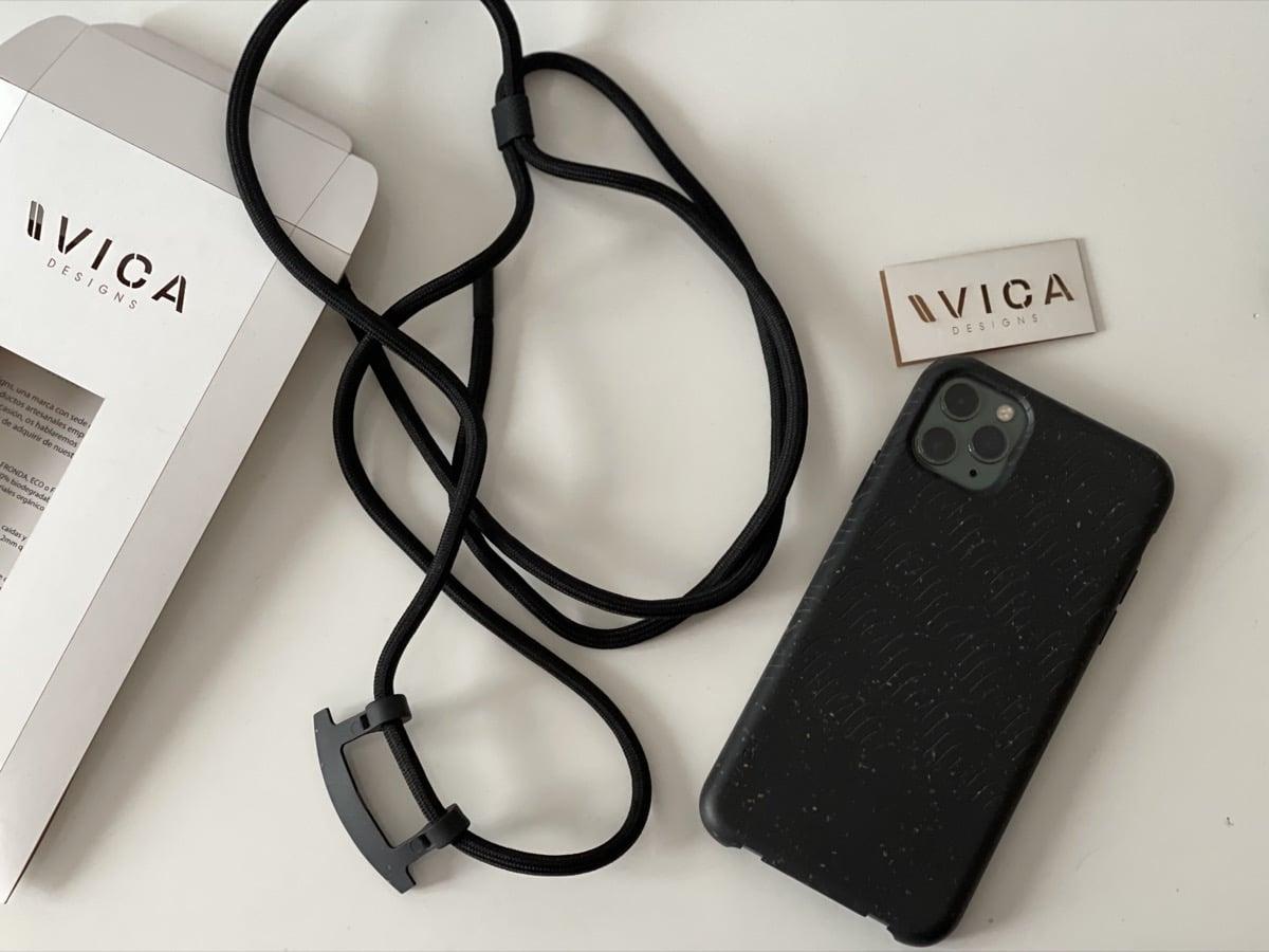 Vica iPhone case