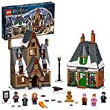 LEGO Harry Potter Hogsmeade Village Visit, Toy Set for Kids, 20th Anniversary Gold Minifigure, 76388